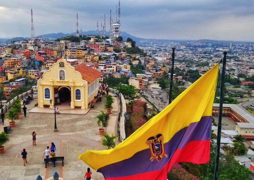 DECLARATORIA DE ESTADO DE EXCEPCIÓN ECUADOR