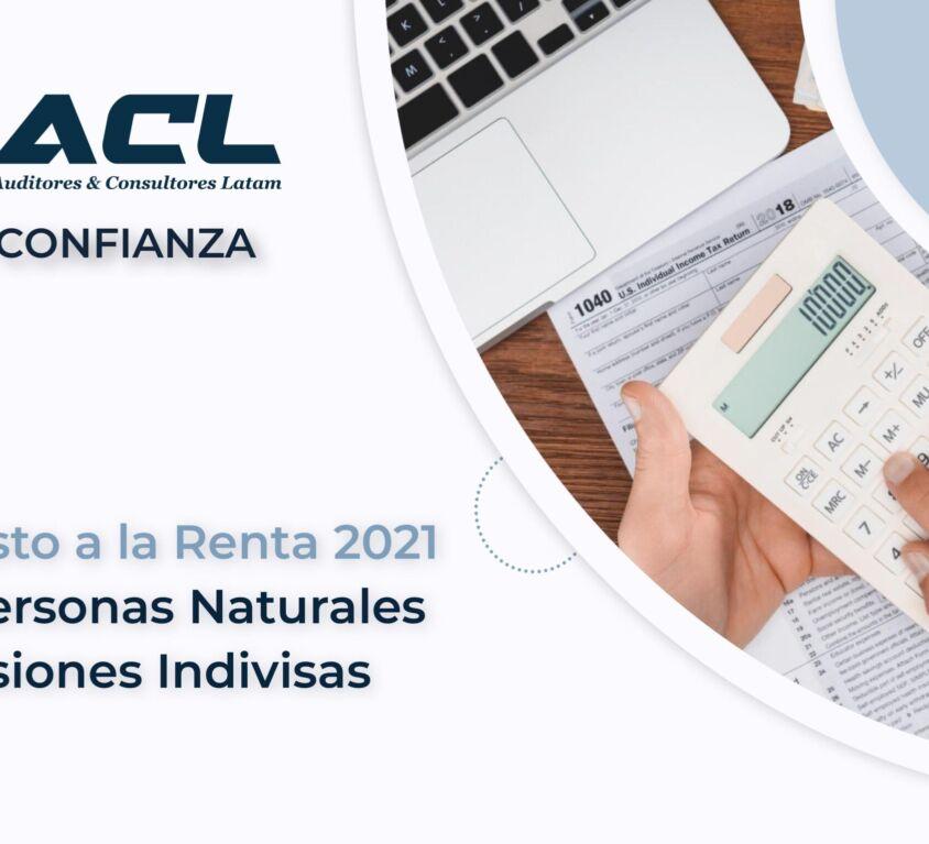 impuesto a la renta 2021 ecuador