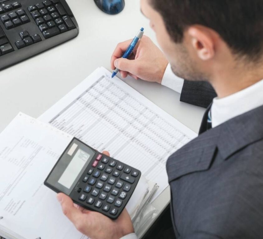 Cálculo del pago de utilidades a trabajadores