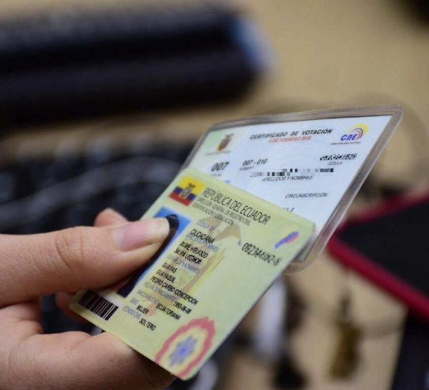 ya no será necesario presentar cédula y certificado de votación