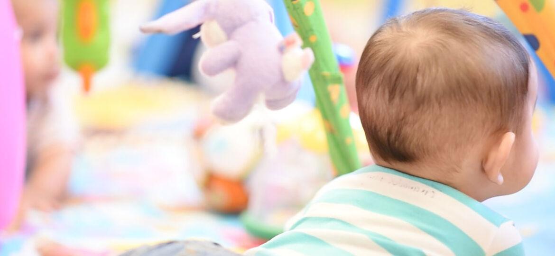 guardería infantil y lactancia